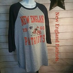 Women New England Patriots Shirt